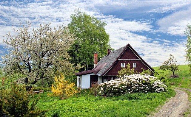 自宅の写真