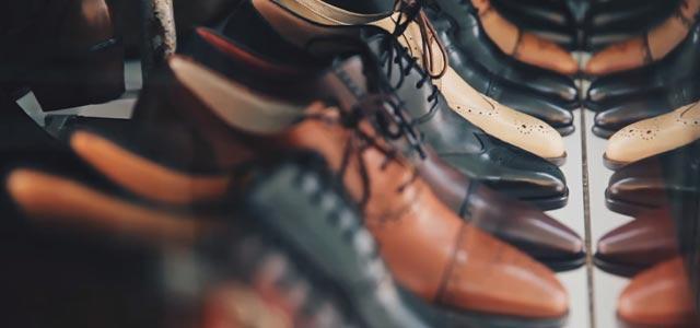 仕事中に靴を褒められた
