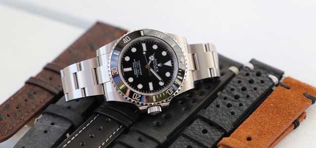 腕時計を褒められた時に印象よくうまいこと返す
